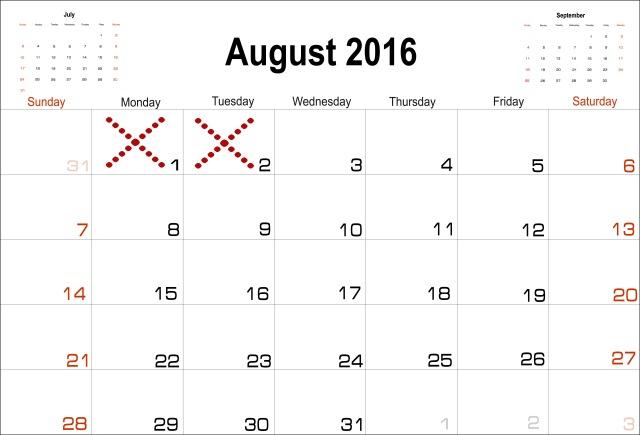 Aug 3